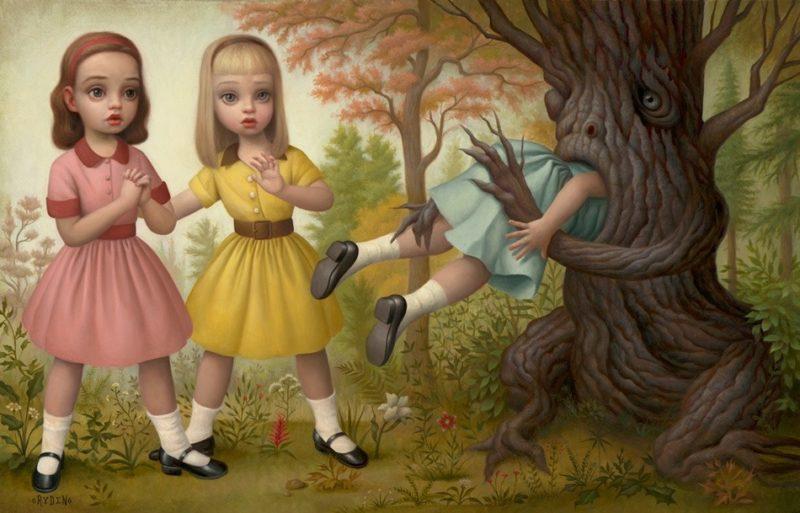 Mark Ryden, Art Lust, Art, Painting, Oil Painting, Lowbrow Movement, Pop Surrealism, Modern Art, Spooky Art, Victorian, Fine Art, Underground Comix, Punk Music, Hot Rod Culture, Hollywood Painter, Art Style, Tumblr, Goth, Grunge, Weird, Alternative