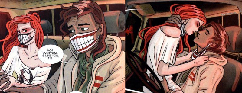 Skin Earth Comic By Lights Raven R